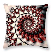 Grinder Throw Pillow