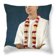 Groom Throw Pillow