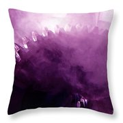 Grooved Throw Pillow