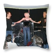 Groovelily Throw Pillow