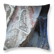 Groovy Oldie Throw Pillow