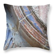 Groovy Oldie Number 2 Throw Pillow