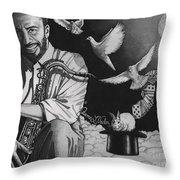 Grover Washington Jr Throw Pillow