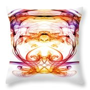 Grumpy Old Man 3 Throw Pillow