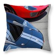 Gt40s Throw Pillow