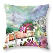 Guadalest 06 Throw Pillow