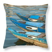 Guardian Eyes Throw Pillow