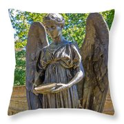 Guardian Of The Departed 7 Throw Pillow