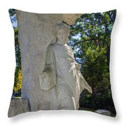 Guardians Of The Departed 2 Throw Pillow