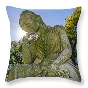 Guardians Of The Departed 3  Throw Pillow