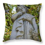 Guardians Of The Departed 4  Throw Pillow