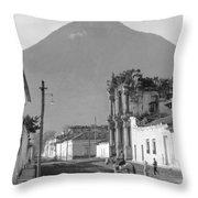Guatemala, C1920 Throw Pillow