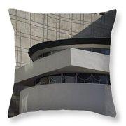 Guggenheim Throw Pillow