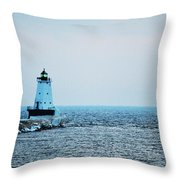 Guide The Way Throw Pillow