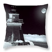 Guiding Lights Throw Pillow