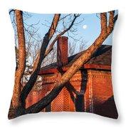 Guignard Brick Works-5 Throw Pillow