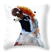 Guilded Throw Pillow