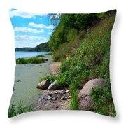 Guogu Mound Throw Pillow