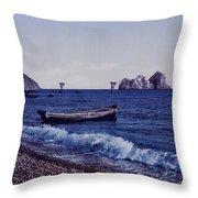 Gursuff - Russian Shore Throw Pillow