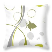 Gv078 Throw Pillow