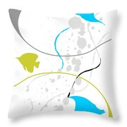 Gv079 Throw Pillow
