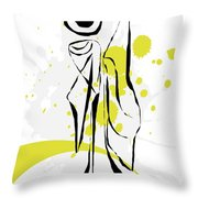 Gv081 Throw Pillow