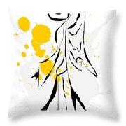 Gv082 Throw Pillow