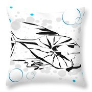 Gv084 Throw Pillow