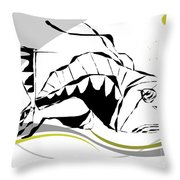 Gv085 Throw Pillow