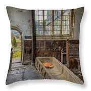 Gwydir Chapel Throw Pillow