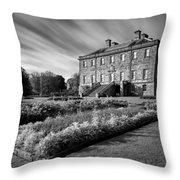 Haddo House Throw Pillow by Dave Bowman