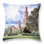 Hadlow Tower Throw Pillow
