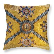 Hagia Sofia Interior 03 Throw Pillow