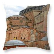 Hagia Sophia 04 Throw Pillow
