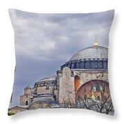 Hagia Sophia 05 Throw Pillow