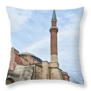 Hagia Sophia 15 Throw Pillow