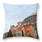 Hagia Sophia 17 Throw Pillow