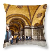 Hagia Sophie Inside Detail Throw Pillow