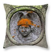 Hair Transplant Throw Pillow