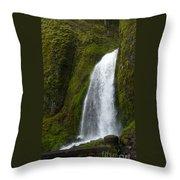 Hakeena Falls Throw Pillow