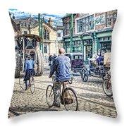 Halcyon Days 2 Throw Pillow