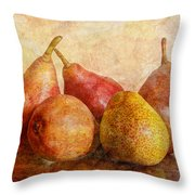 Half Of Ten II Throw Pillow