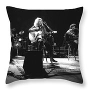 Hall And Oates Throw Pillow
