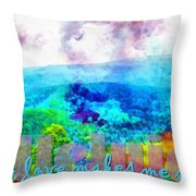 Hallelujah Throw Pillow