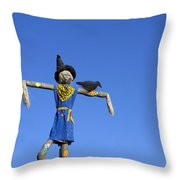 Halloween Revisited Throw Pillow