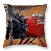 Hamilton Standard Propeller Throw Pillow