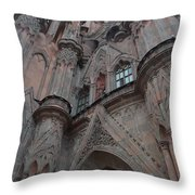 Hammer And Chisel Throw Pillow