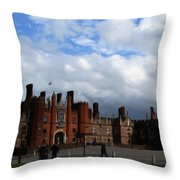 Hampton Court Throw Pillow