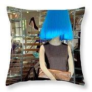 Hamptons Style Throw Pillow