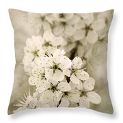 Hanami Throw Pillow